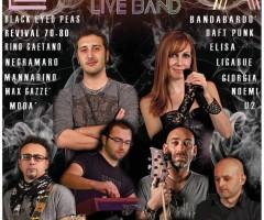 Exentia Live Band al Kontiki