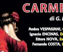 Carmen, opera lirica a Ripatransone