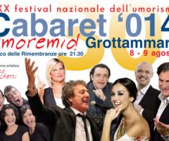 Cabaret Amoremio, festival dell'uomorismo