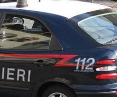 Giovane arrestato dai Carabinieri