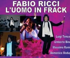 L'uomo in frack, spettacolo sulla canzone italiana