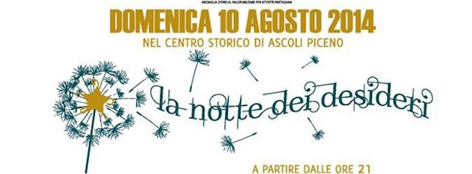 Notte dei Desideri ad Ascoli Piceno