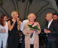 Katia Ricciarelli al Premio Palma d'Argento