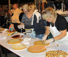 La festa del sestiere Piazzarola