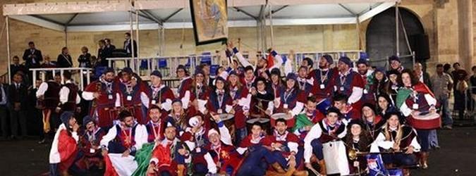 Porta Romana vincitrice della Tenzone Aurea 2014