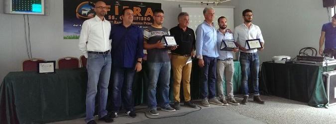 Giornata finale fiera agricola, premio RAP ai giovani imprenditori