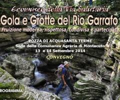 Gola e grotto di Rio Garrafo