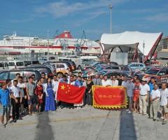 Via della seta, blogger dalla Cina