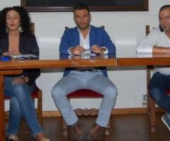 Silvia Fioravanti, Daniel Ficcadenti, Luca Sestili presentano il Concorso di Poesia Città di Castorano - Scrivere per la Musica