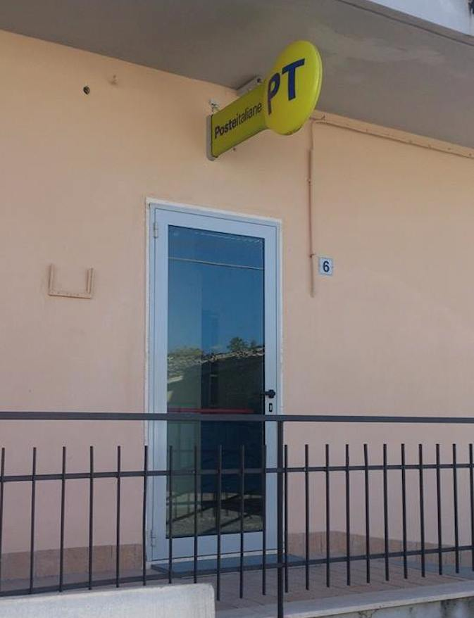 Inaugurazione Ufficio Postale a Palmiano