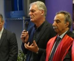 Lucciarini vuole spiegazioni sulla presenza di Celani alle lauree