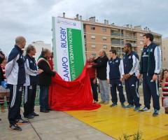 Inaugurazione Campo da Rugby
