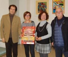 presentazione di Natale all'Opera. Da dx: Maurizio Petrolo, Isabella Bosano, Giovanna Müller