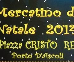 Mercatino di Natale a Porto d'Ascoli