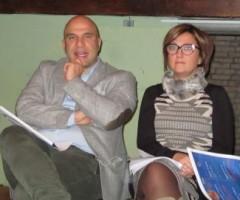 Piero Antimiani, Valerio Lucciarini, Isabella Bosano, Alessandro Straccia presentano Offida in teatro 2015