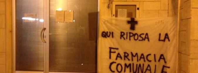 protesta farmacia
