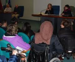Incontro in auditorium per il progetto Vita Indipendente