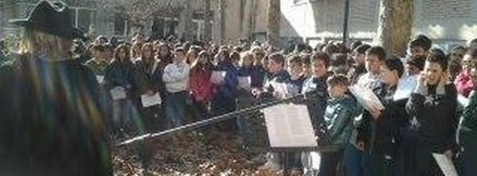 La scuola E. Mattei omaggia sant'Antonio abate