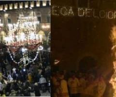 Chiusura del Carnevale in Ascoli e Offida.