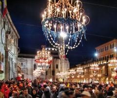 Carnevale Ascoli - Piazza del Popolo
