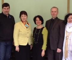 Fabbrica Cultura e Ekaterinburg