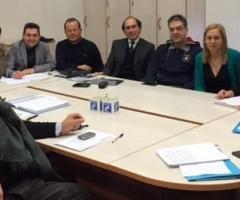 Marco Fioravanti incontra i rappresentanti dei Comuni coinvolti dal piano di chiusura degli uffici di Poste Italiane e i rappresentanti sindacali.