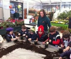 Progetto Oasi di Asterix - bambini natura giardinaggio scuola