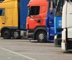 Crisi imprese autotrasporto