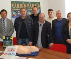 Presentazione corso formazione defibrillatori
