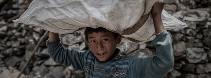 Offida per il Nepal