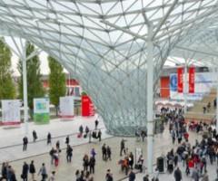 La quintana inaugura lo spazio Marche all'Expo