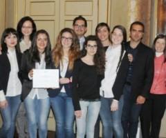 Il Liceo Classico vince il concorso Verso Expo 2015