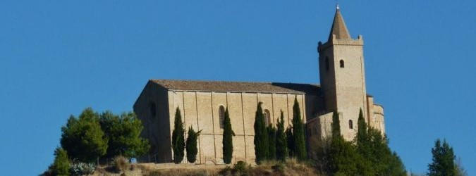 Santa Maria della Rocca: chiesa che rientra nellitinerario di Voler Bene all'Italia