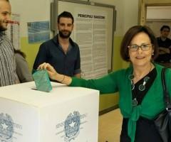 Anna Casini, eletta consigliera regionale del Pd