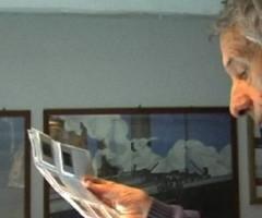 AFrammenti si proietta il documentario su Mario Dondero.