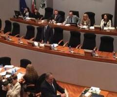 assemblea legislativa regione marche col presidente ceriscioli