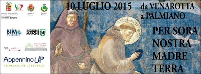 A Venarotta e Palmiano incontro del Festival dell'Appennino