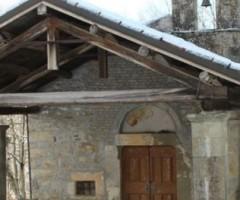 Pellegrinaggio alla chiesa Madonna della Neve
