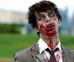 zombie evento milano
