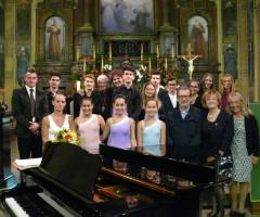 musica e danza al convento dei frati cappuccini