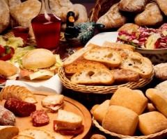 prodotti tipici tavola regalo di natale