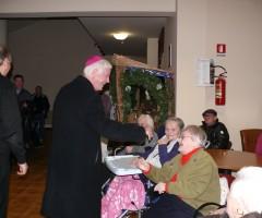 festa di natale al villaggio santa marta