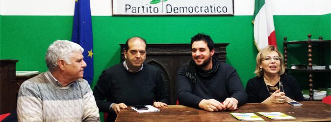 PRG, il dissenso del Partito Democratico