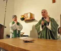 Benedetto l'altare di Sant'Antonio Abate