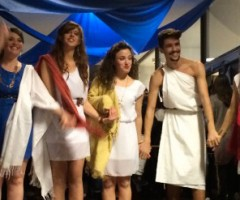 fly lisistrata notte bianca