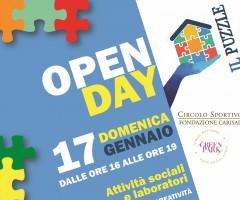 open day circolo sportivo