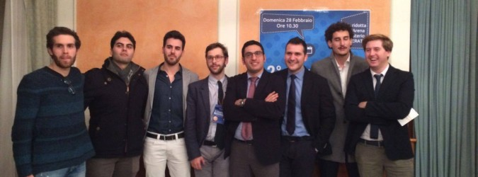 Francesco Di Vita segretario regionale GD