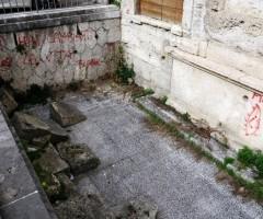 scritte indecenti tempio san venanzio