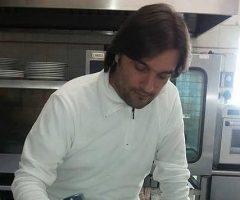 Lo chef Tonino Scipioni. Foto: rivefluvione.com