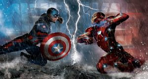 Capitan America - Civil War